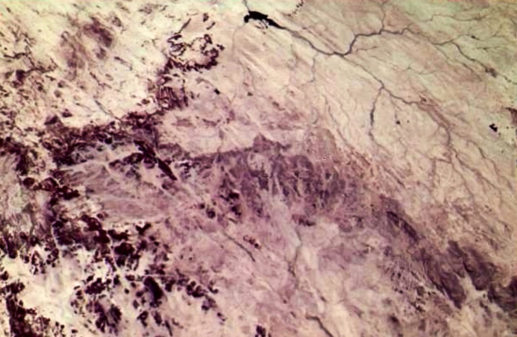First hyperspectral images published